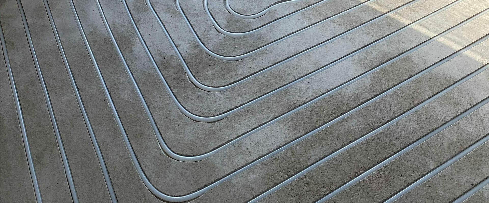 Preise & Kosten für das nachträgliche Fräsen einer Fußbodenheizung